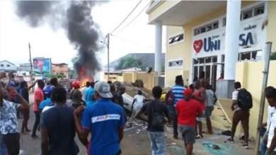Photo of #Mundo: População em São Tomé e Príncipe se revolta contra Igreja Universal do Reino de Deus