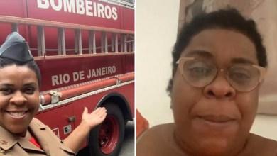 Photo of #Vídeo: Atriz Cacau Protásio chora ao ser vítima de racismo em quartel no Rio de Janeiro