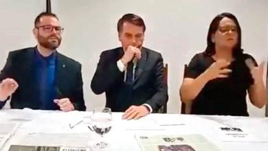 """Photo of Secretário da Pesca do governo Bolsonaro é alvo de piadas após dizer que """"o peixe é um bicho inteligente"""""""