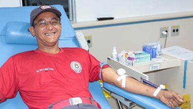 Photo of Chapada: Dia D da campanha 'Sangue de Herói' leva bombeiros e civis de Lençóis e Itaberaba para doar sangue
