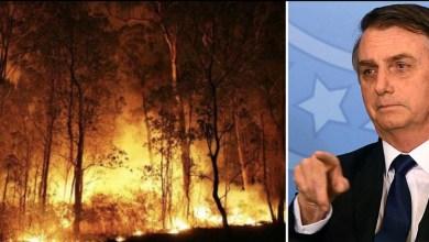 """Photo of #Polêmica: Bolsonaro diz que não se acaba com desmatamentos nem queimadas; """"É cultural"""""""
