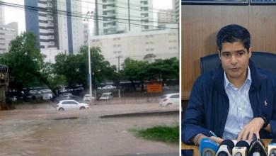 """Photo of #Salvador: """"Essa cena vai acontecer pela última vez"""", promete prefeito sobre alagamento em avenida"""
