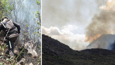 Photo of Chapada: Incêndio em Rio de Contas atinge mais de mil hectares e continua a destruir vegetação após uma semana