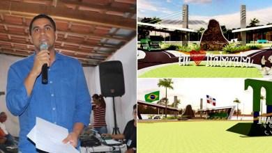 Photo of Itaberaba: Prefeito Ricardo deve assinar nos próximos dias a ordem de serviço das obras do novo pórtico da cidade