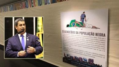 Photo of #Polêmica: Deputado do PSL diz não estar arrependido de quebrar quadro sobre genocídio negro