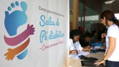 Photo of #Bahia: Tem início a implantação de 200 salas para o tratamento do pé diabético