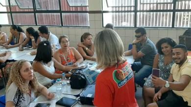 Photo of Chapada: Educadores participam de formação em Seabra para implantação do Novo Ensino Médio na rede estadual