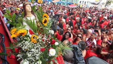 Photo of #Fotos: Festa de Santa Bárbara inicia calendário de festejos populares na Bahia