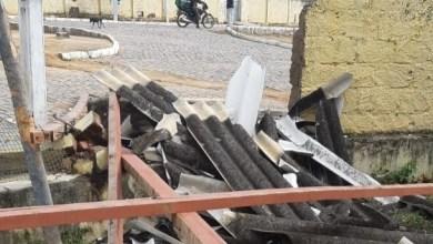 Photo of Chapada: Chuvas e ventos fortes causam estragos em distrito do município de Ruy Barbosa