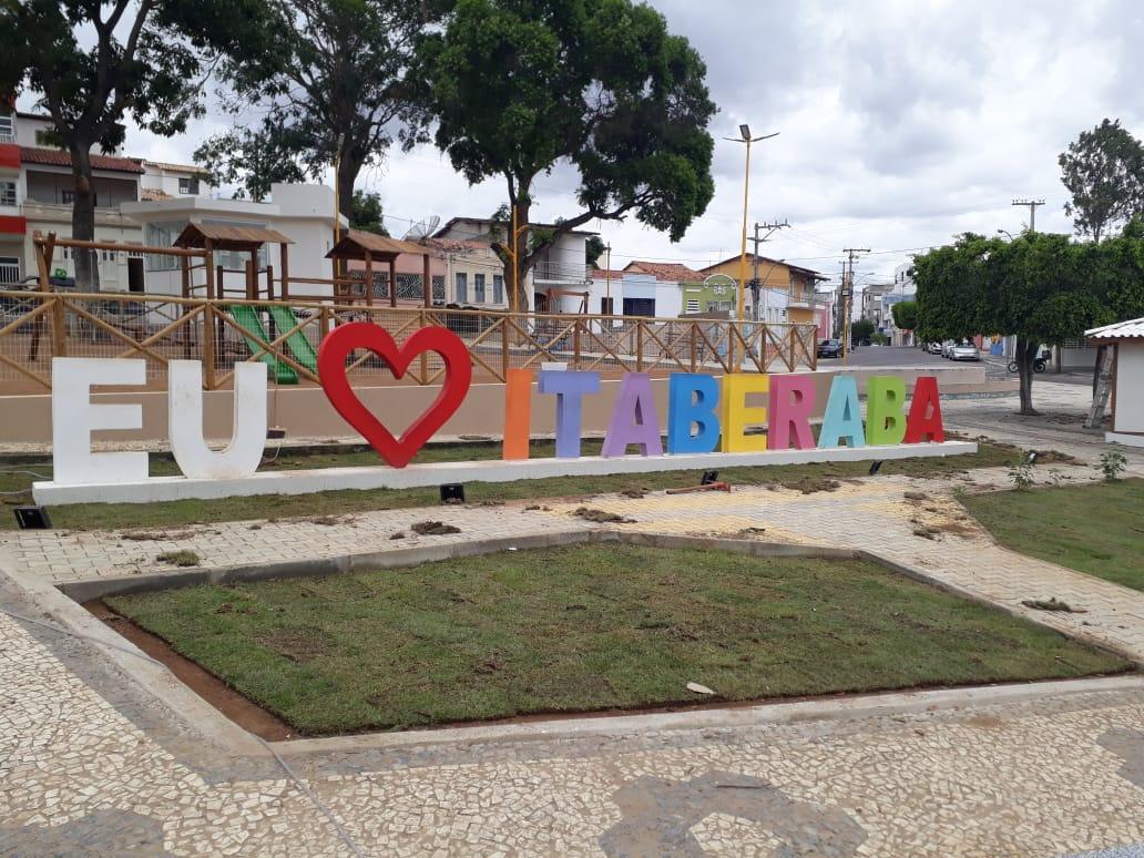Chapada: Prefeituras de Itaberaba e Nova Redenção inauguram praças com  festas neste final de ano – Jornal da Chapada