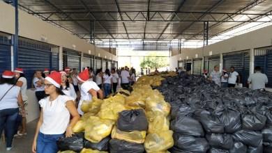 Photo of #Bahia: População de Milagres recebe mais de 40 toneladas de alimentos da prefeitura neste final de ano