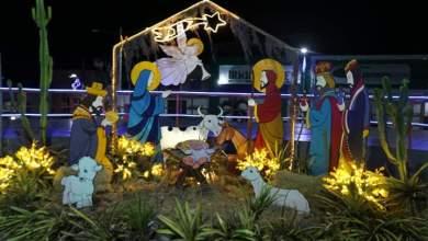 Photo of Chapada: Magia do Natal toma conta do município de Utinga com ruas e fachadas de prédios ornamentadas