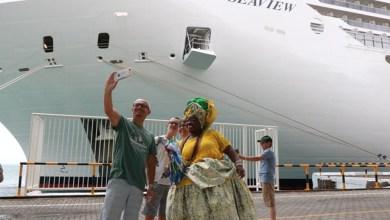 Photo of #Bahia: Três navios de cruzeiro chegam em Salvador nesta segunda e movimenta setor turístico