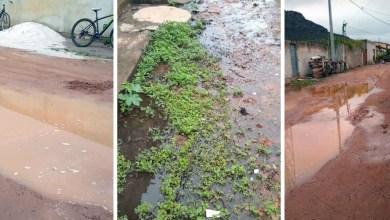 Photo of Chapada: Moradores de Mucugê reclamam de falta de infraestrutura em ruas da cidade; prefeitura responde