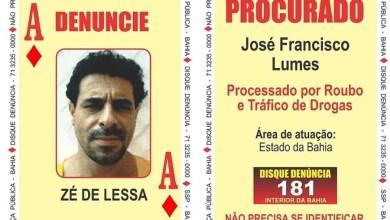 Photo of #Bahia: SSP aponta que assaltante de banco que morreu em ação policial era a 'maior carta' do 'Baralho do Crime'