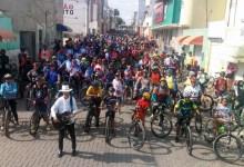 Photo of Ciclistas de Irecê e da Chapada Diamantina arrecadam uma tonelada de alimentos durante o 'Pedalando com a PM'