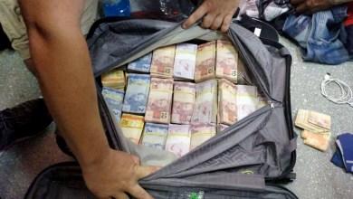 Photo of #Bahia: Grupo suspeito de roubo a banco é preso ao tentar embarcar para São Paulo com malas de dinheiro