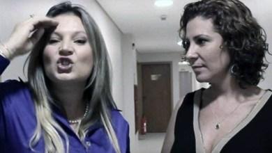 """Photo of #Polêmica: """"Quem me perguntou se você era prostituta foi o presidente"""", diz Joice para Zambelli"""