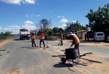 Photo of Chapada: Estrada que dá acesso a Nova Redenção recebe melhorias; pontos turísticos beneficiados