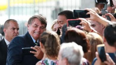 """Photo of #Polêmica: Bolsonaro volta a atacar a imprensa e pede para """"deixar o governo em paz"""""""