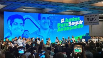 Photo of #Salvador: Prefeito ACM Neto lança o vice Bruno Reis para sucessão no pleito de outubro