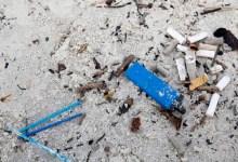 Photo of #Brasil: Bitucas de cigarro são a maior parte do lixo recolhido em praias do país