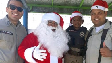 Photo of #Bahia: Relação de garoto com policiais militares é baseada em cuidado e carinho; conheça a história