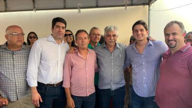 Photo of #Bahia: Deputado Marcelo Veiga reforça pré-campanha de Moreira para prefeito de Itapicuru