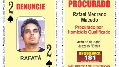 Photo of Dois de Espadas do Baralho do Crime na Bahia é capturado pela polícia no Espírito Santo