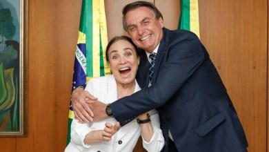 Photo of #Brasil: Atriz Regina Duarte some e Justiça não consegue a intimidar em processo do ex-presidente Lula