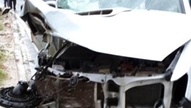 Photo of Chapada: Quatro pessoas ficam feridas após acidente envolvendo três veículos na região de Cafarnaum