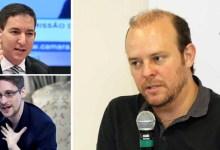 """Photo of #Polêmica: """"Nem o FBI ousou acusar o Glenn no caso Snowden"""", diz advogado brasileiro"""