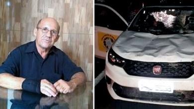 Photo of Chapada: Acidente envolvendo presidente da Câmara de Macajuba foi causado por animais na 'Estrada do Feijão'