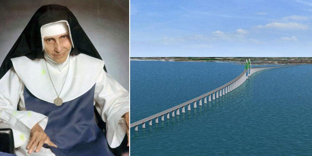 Resultado de imagem para Ponte Salvador Itaparica irmã dulce