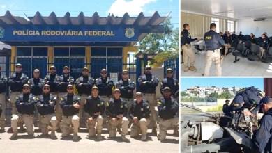 Photo of Chapada: PRF em Seabra conta com novos agentes para atividades operacionais na região