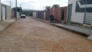 Photo of Chapada: Prefeitura de Nova Redenção entrega mais uma rua pavimentada durante festa do padroeiro