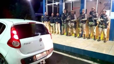 Photo of Chapada: Carro roubado em Salvador é recuperado durante operação conjunta na região de Itaberaba