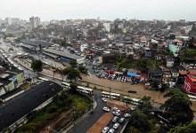 Photo of #Bahia: Salvador deve ter final de semana com fortes chuvas acompanhadas de trovões e raios