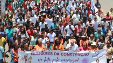Photo of #Bahia: Trabalhadores da construção pesada vão às ruas de Salvador para protesto nesta sexta
