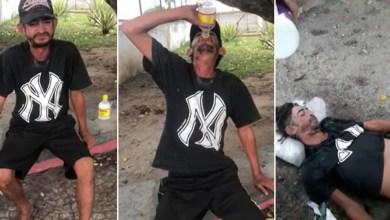 Photo of #Tragédia: Polícia investiga morte de homem que ingeriu bebida alcoólica em troca de dinheiro