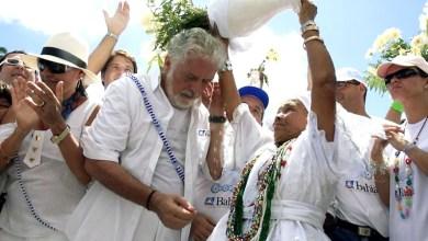 Photo of #Bahia: Possível ausência de Rui na Lavagem do Bonfim deve deixar Wagner no comando do bloco do governo