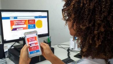 Photo of #Bahia: Matrícula na rede estadual começa na segunda e pode ser feita 100% online