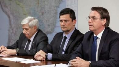 Photo of #Brasil: Ministro Augusto Heleno dissuadiu Bolsonaro a não derrubar Sérgio Moro da pasta de Justiça