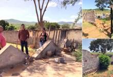 Photo of Chapada: Moradores de povoado em Seabra cobram recuperação de muro de cemitério