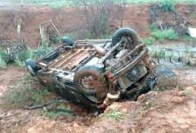 Photo of Chapada: Veículo de Bonito capota na Estrada do Feijão e deixa uma pessoa morta