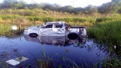 Photo of #Bahia: Derramamento de óleo em pista teria causado acidente que matou coronel da PM na BR-116