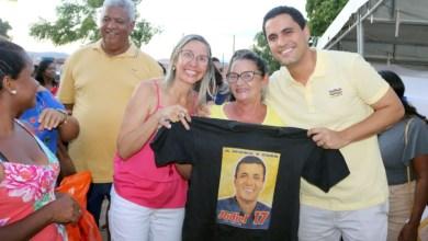 Photo of Itaberaba: Ricardo Mascarenhas anuncia reforma de escola e construção de praça na Concic durante a 'Quinta do Bem'