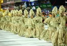 Photo of Viradouro é campeã do carnaval do Rio de Janeiro com homenagem ao grupo Ganhadeiras de Itapuã