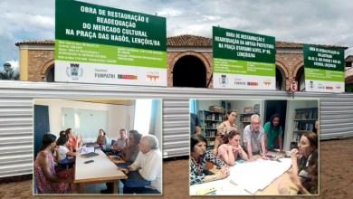 Photo of Chapada: Lençóis terá reforma de quatro importantes atrativos históricos; obras no Mercado Cultural já começaram