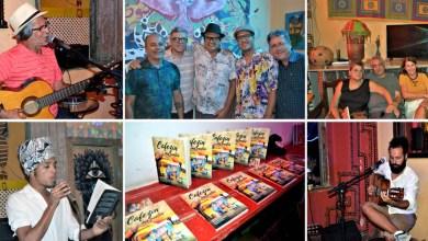 Photo of Chapada: Noite de música e poesia marca lançamento de livro no município de Lençóis